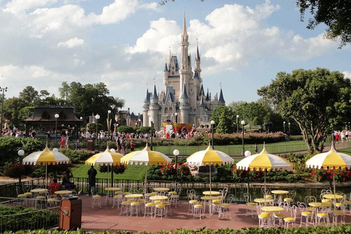 Disney summer travel