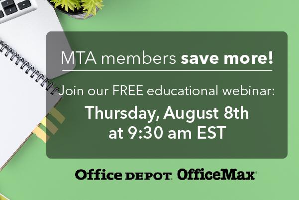 Office Depot/OfficeMax | MTA Benefits