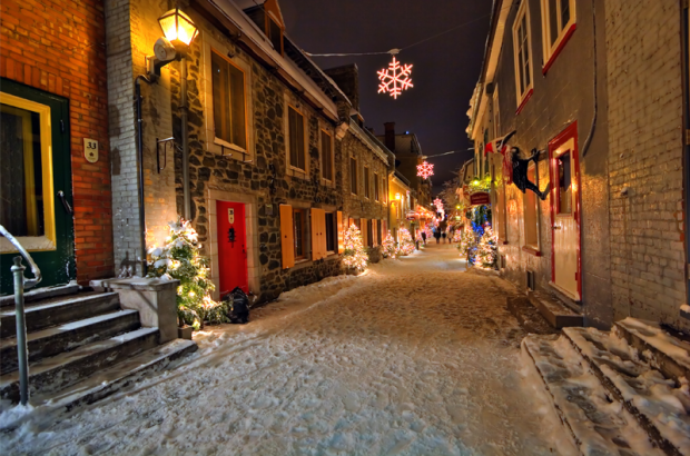 Quebec-City-Christmas